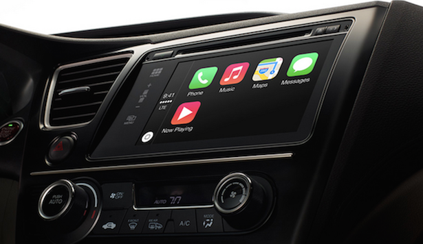Appleが車内でiPhoneを楽しめる「Car Play」(カープレイ)を発表