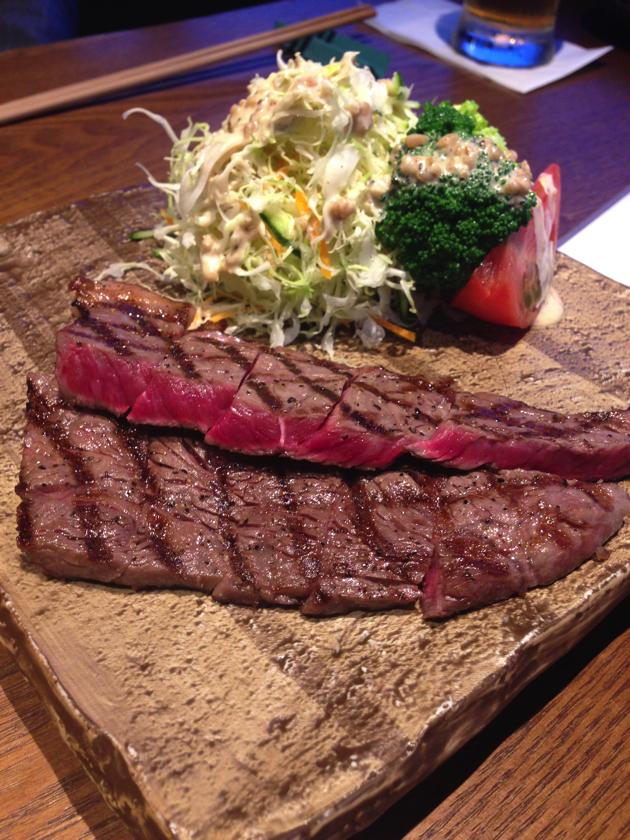 金沢駅東口から徒歩10分。「あぶり肉 がらん」に行ってきました!